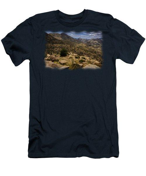 Windy Point No.5 Men's T-Shirt (Athletic Fit)