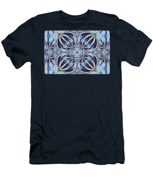 Winter Carnivale Men's T-Shirt (Slim Fit) by Jim Pavelle