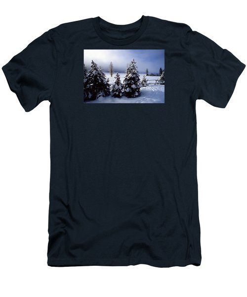 Winter Takes All Men's T-Shirt (Athletic Fit)