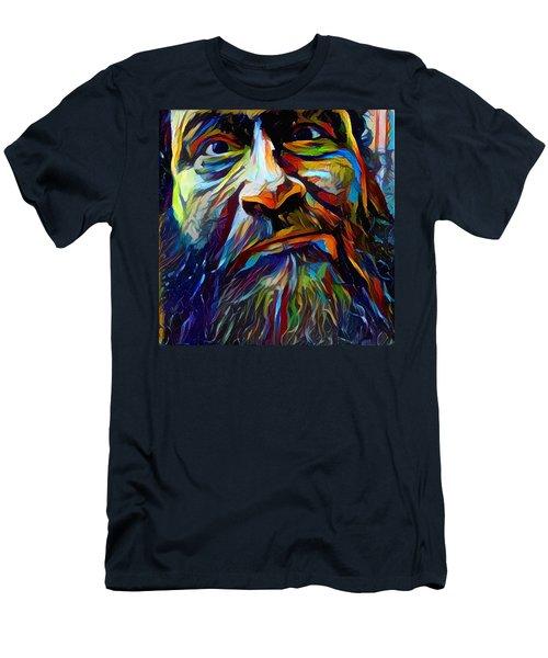 Wisdom Men's T-Shirt (Athletic Fit)