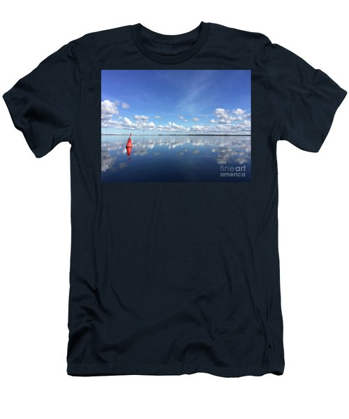 Wismar Bay In Fall Men's T-Shirt (Athletic Fit)