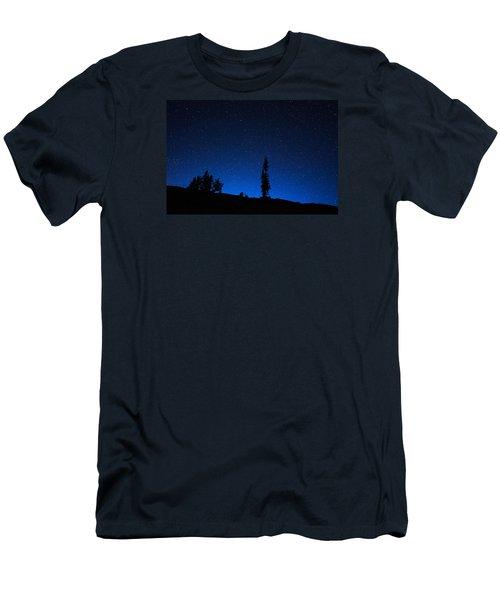 Wonder In Wyoming Men's T-Shirt (Slim Fit) by Serge Skiba