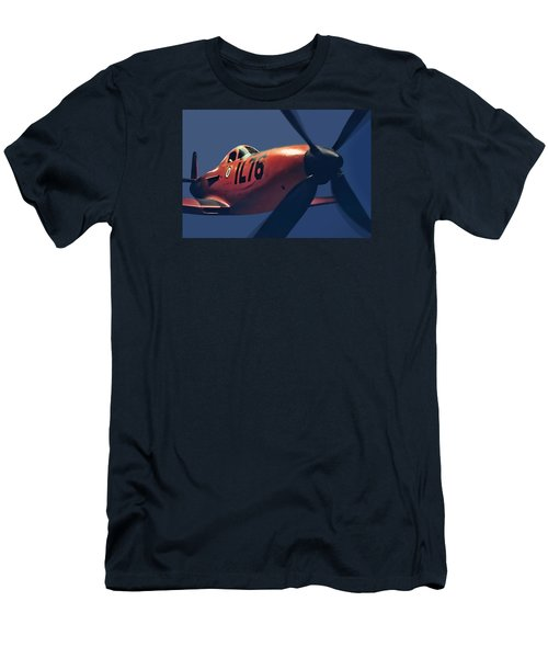 Wwii Warbird Men's T-Shirt (Athletic Fit)