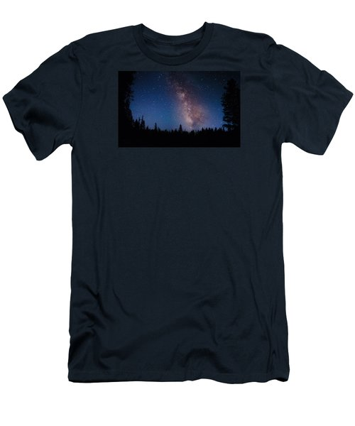 Yellowstone Stars Men's T-Shirt (Athletic Fit)
