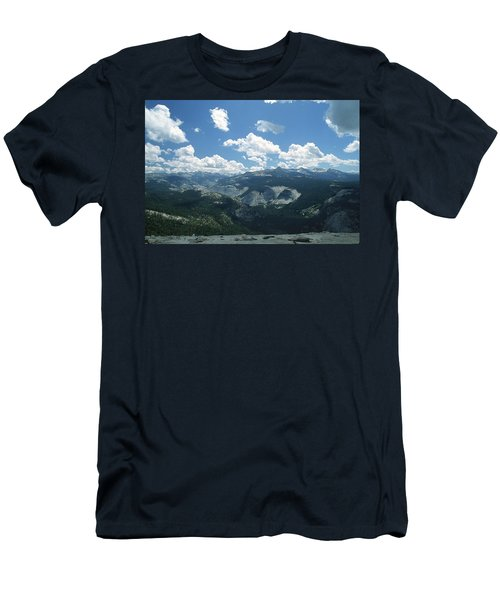 Yosemite Panoramic Men's T-Shirt (Athletic Fit)