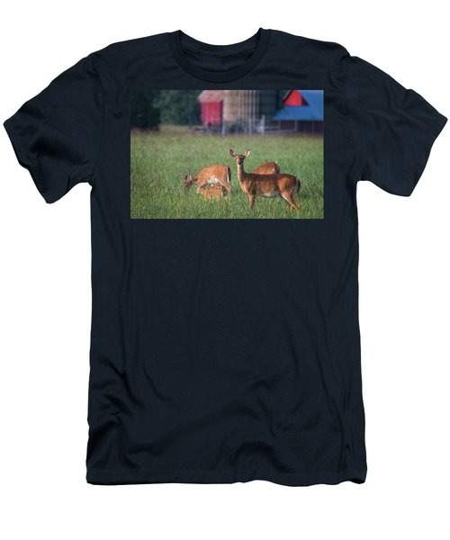 You Lookin' At Me? Men's T-Shirt (Athletic Fit)