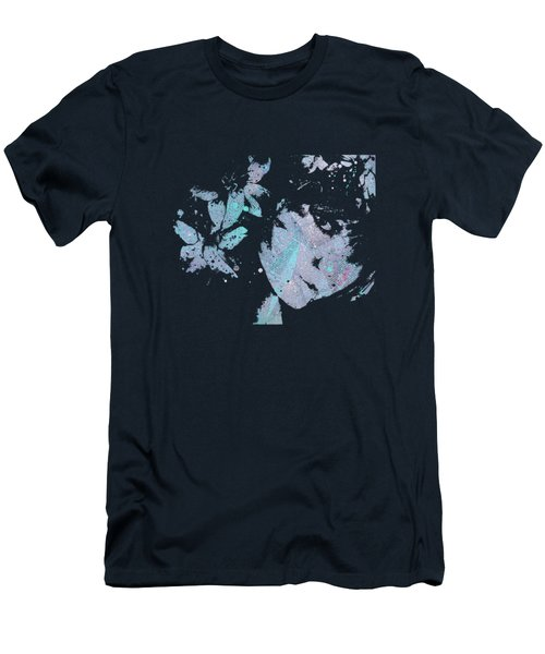 You'll See - Blue Men's T-Shirt (Slim Fit) by Marco Paludet
