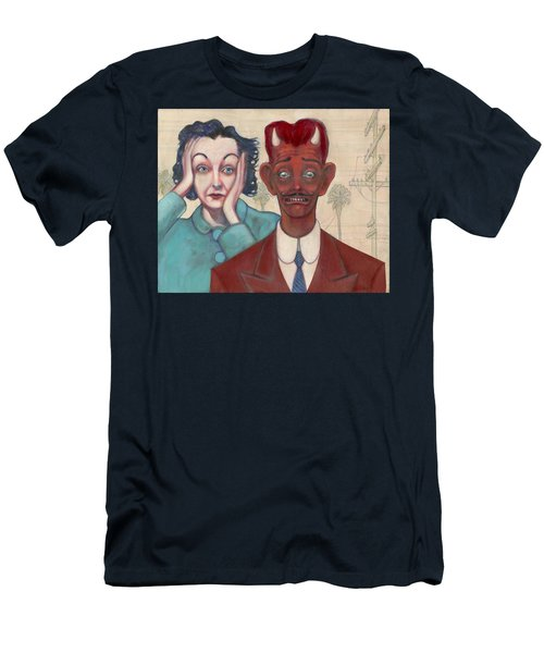 Zasu And Him... Men's T-Shirt (Athletic Fit)