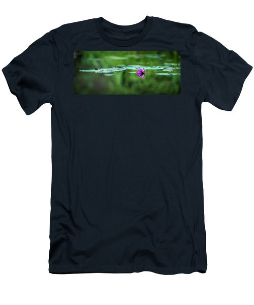Zen Blossom Men's T-Shirt (Athletic Fit)