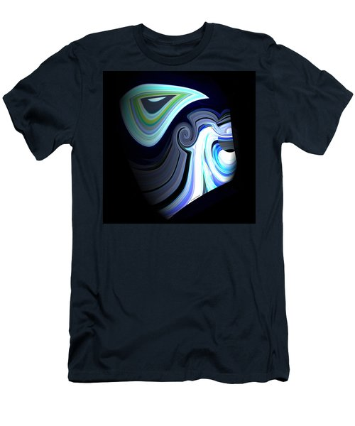 Zues Men's T-Shirt (Slim Fit) by Thibault Toussaint