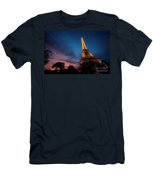 Men's T-Shirt (Athletic Fit) featuring the photograph Fading Light by Scott Kemper