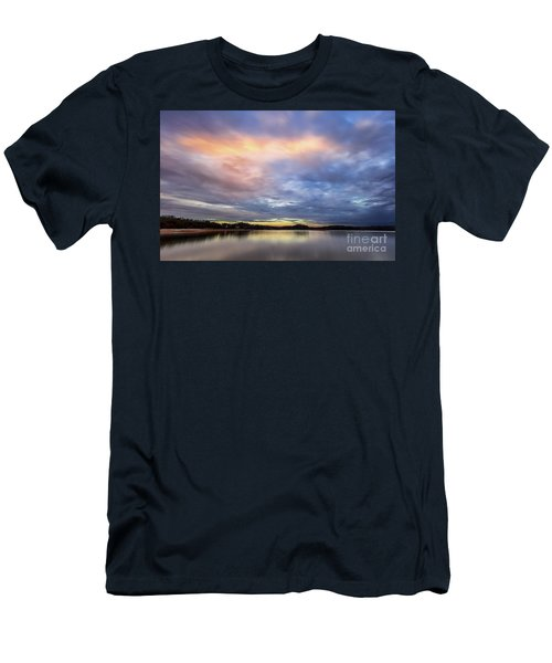 Lake Sidney Lanier Men's T-Shirt (Athletic Fit)