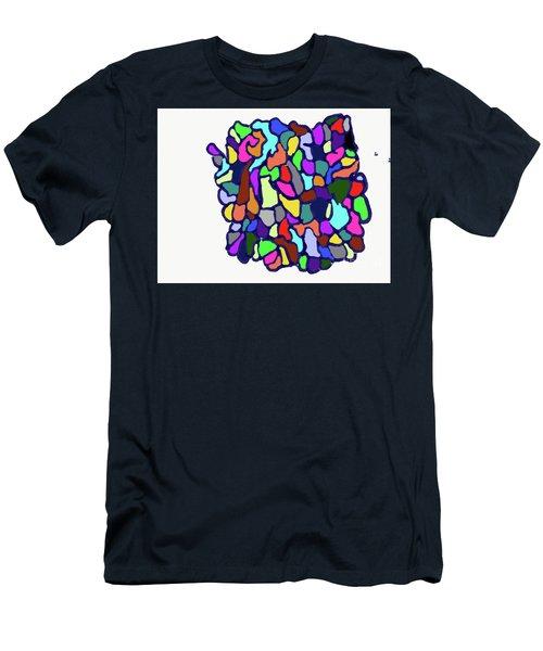 11-16-2018ba Men's T-Shirt (Athletic Fit)