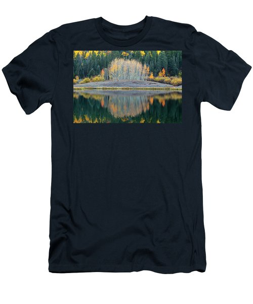 Men's T-Shirt (Athletic Fit) featuring the photograph A Little Spice by Angela Moyer