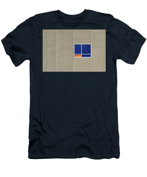 A Splash Of Orange Men's T-Shirt (Athletic Fit)
