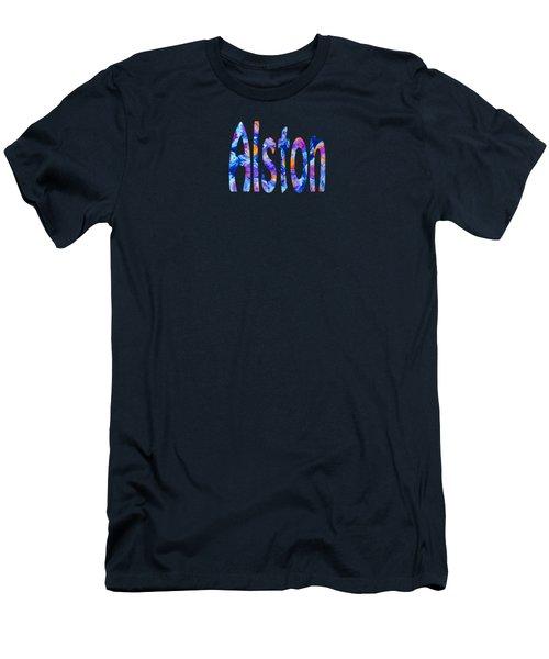 Alston Men's T-Shirt (Athletic Fit)