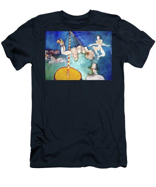 Big Top Men's T-Shirt (Athletic Fit)
