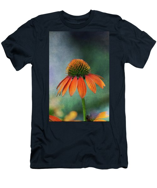Men's T-Shirt (Athletic Fit) featuring the photograph Awaiting  Pollination by Dale Kincaid