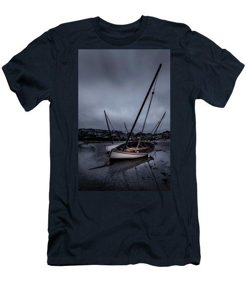 Boats Men's T-Shirt (Athletic Fit)