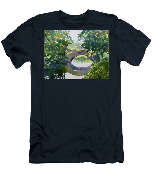 Bridge Over Gypsy Race Men's T-Shirt (Athletic Fit)