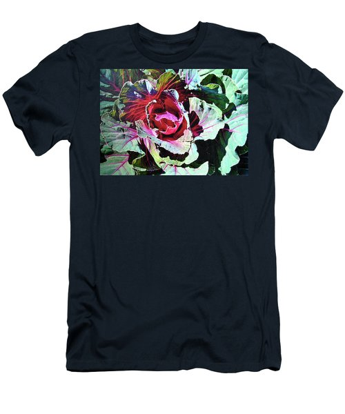 Cabbage Men's T-Shirt (Athletic Fit)