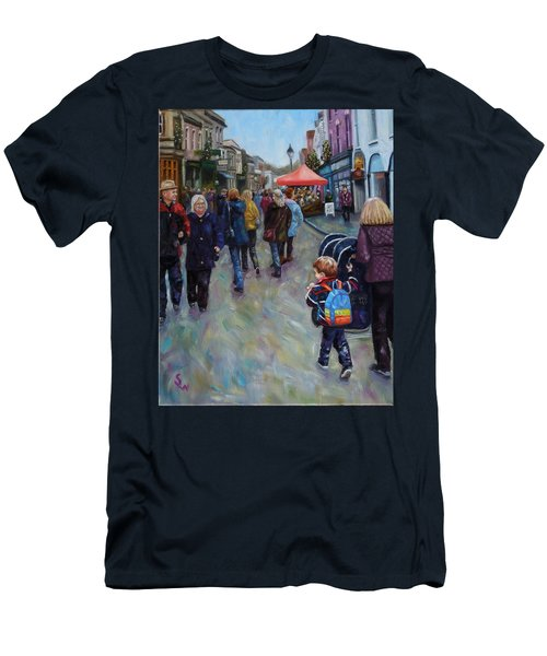 Christmas Fayre Men's T-Shirt (Athletic Fit)