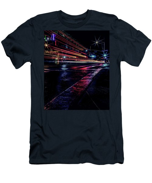 City Streaks Men's T-Shirt (Athletic Fit)
