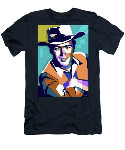 Clint Eastwood Men's T-Shirt (Athletic Fit)
