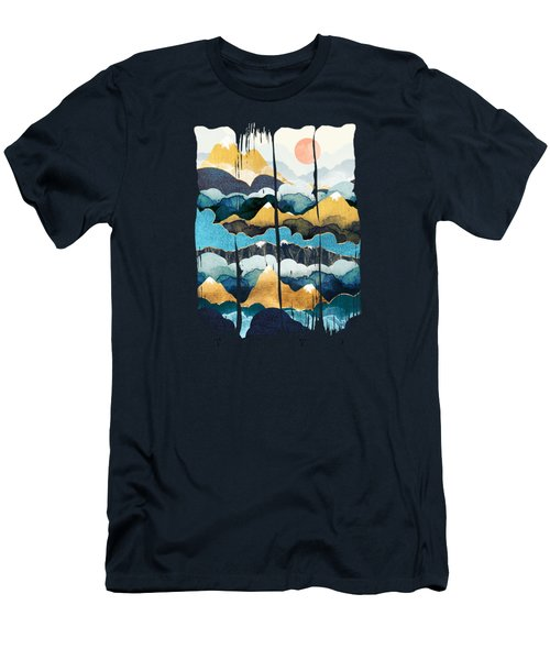 Cloud Peaks Men's T-Shirt (Athletic Fit)