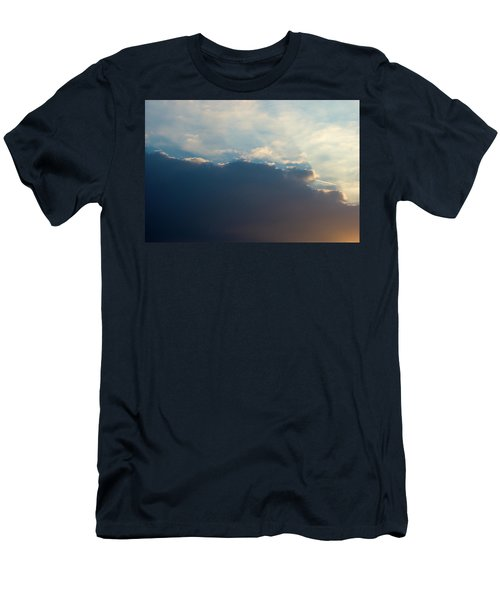 Men's T-Shirt (Athletic Fit) featuring the photograph Cloud-scape 1 by Stewart Marsden