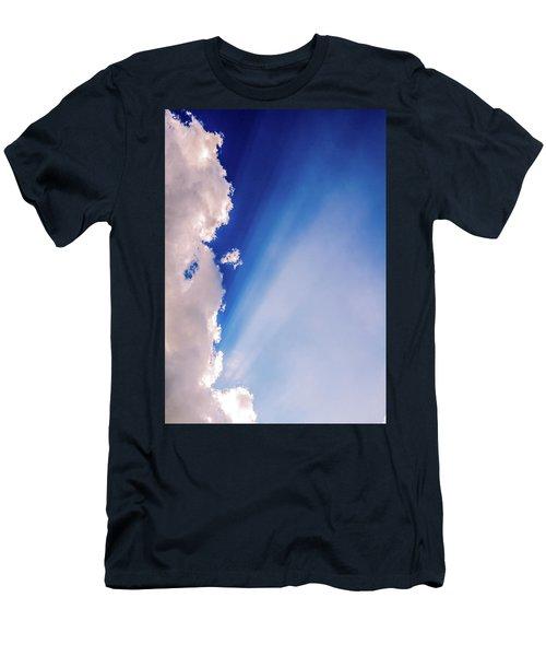 Colours.blue Men's T-Shirt (Athletic Fit)