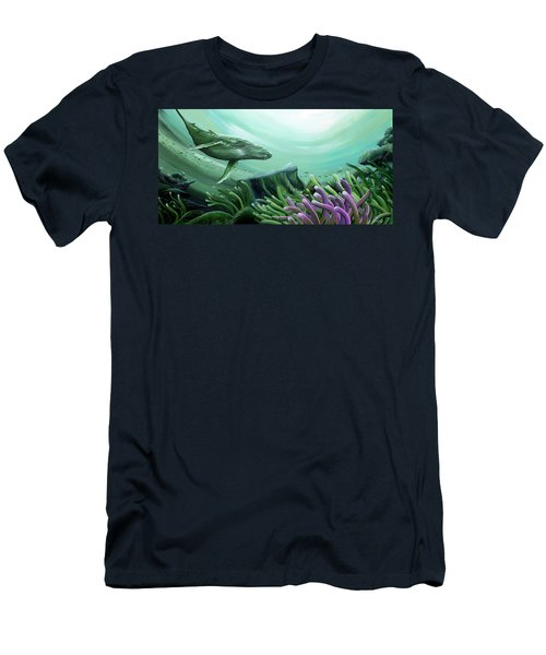 Down Under Men's T-Shirt (Athletic Fit)