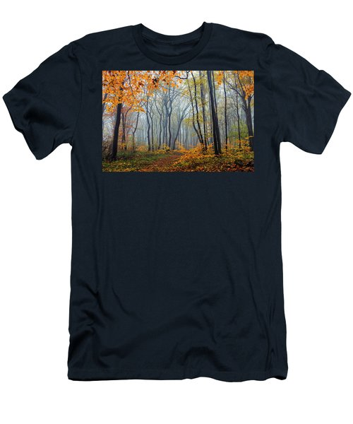 Dream Forest Men's T-Shirt (Athletic Fit)