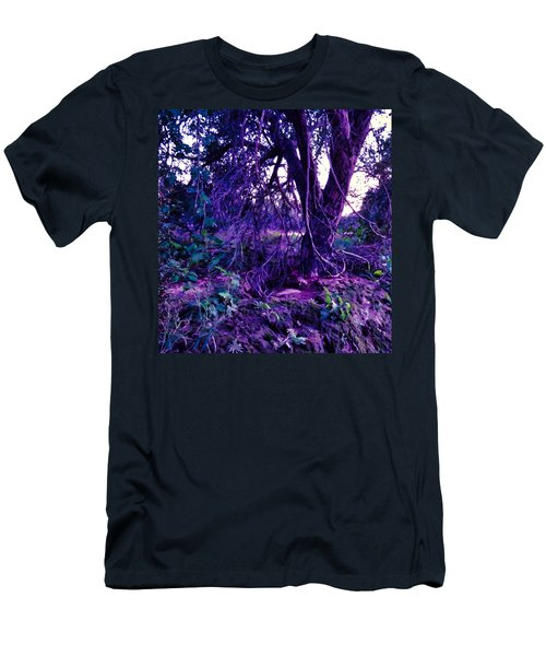 Dreamy Desert Wash  Men's T-Shirt (Athletic Fit)
