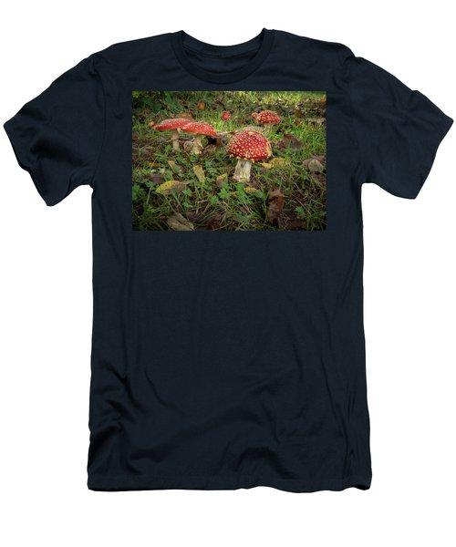 Enticing Poison Men's T-Shirt (Athletic Fit)