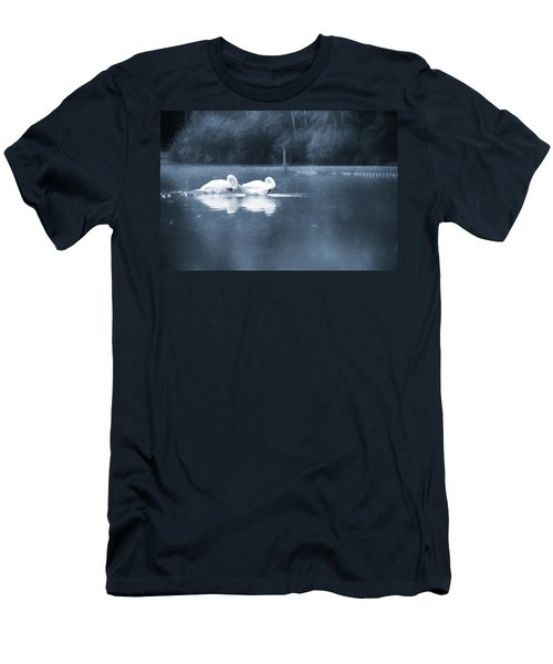 Evening Bath Men's T-Shirt (Athletic Fit)
