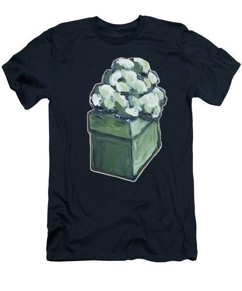 Green Present Men's T-Shirt (Athletic Fit)