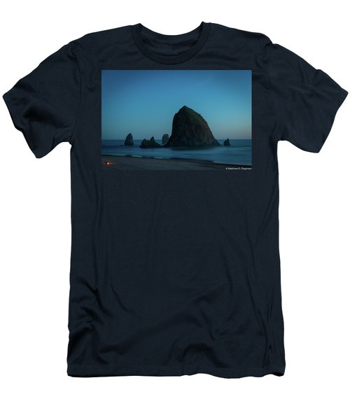 Haystack And Needles Men's T-Shirt (Athletic Fit)