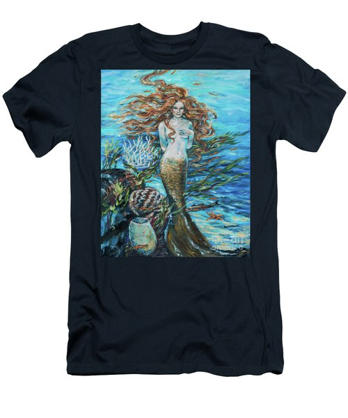 Highland Mermaid Men's T-Shirt (Athletic Fit)