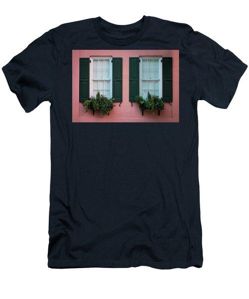 House Eyes Men's T-Shirt (Athletic Fit)