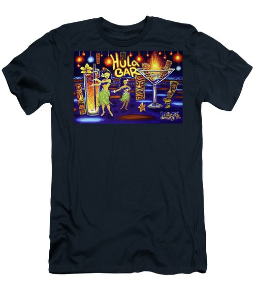 Hula Bar Men's T-Shirt (Athletic Fit)