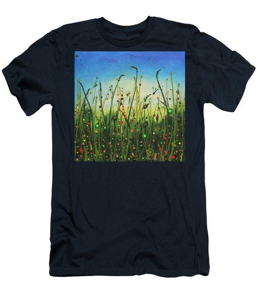 Humble Bumble Men's T-Shirt (Athletic Fit)