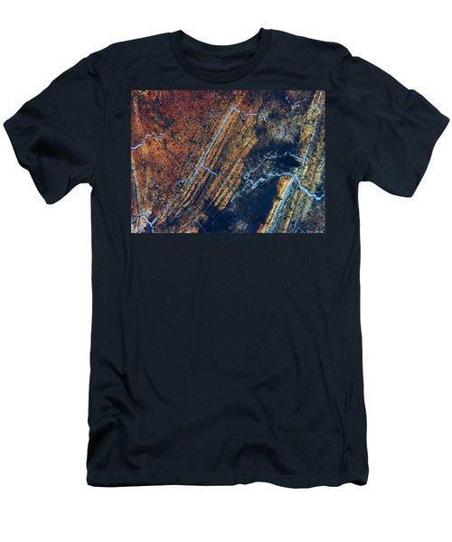 Ingrained Men's T-Shirt (Athletic Fit)