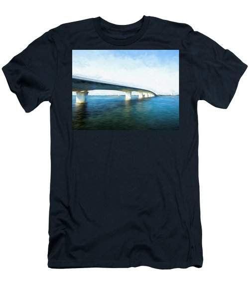 John Ringling Causeway Men's T-Shirt (Athletic Fit)