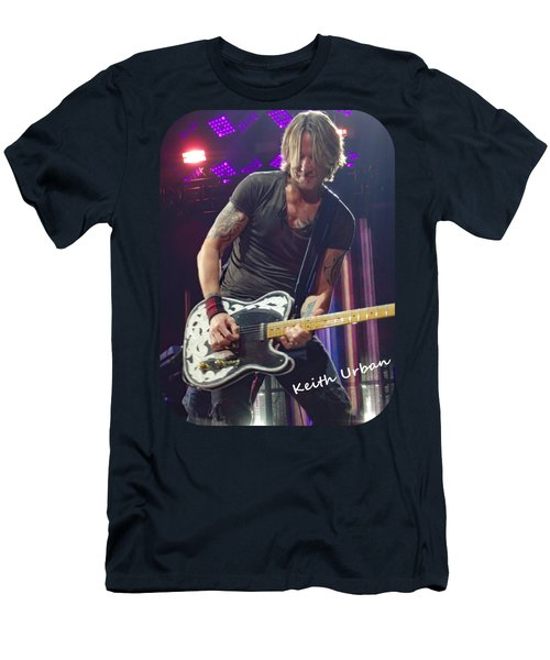 Men's T-Shirt (Athletic Fit) featuring the photograph Keith by James Peterson
