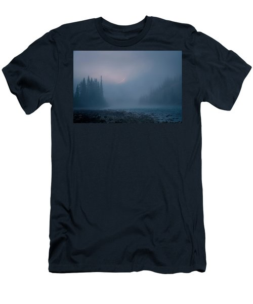 Misty Valley Men's T-Shirt (Athletic Fit)