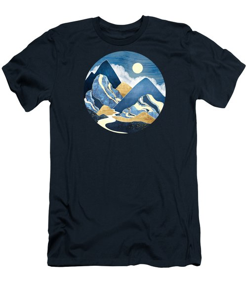 Moon River Men's T-Shirt (Athletic Fit)