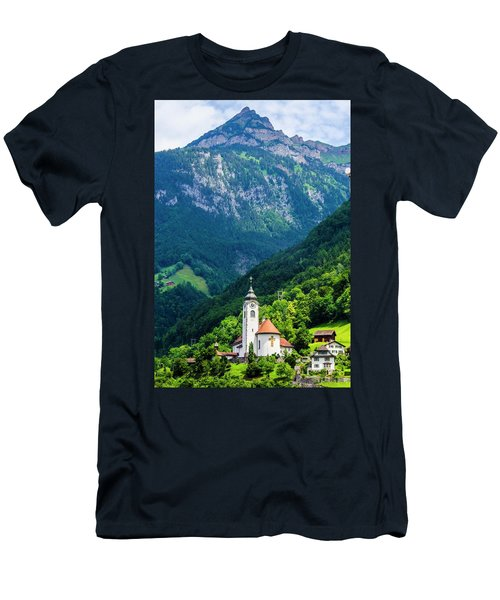 Mountainside Church Men's T-Shirt (Athletic Fit)