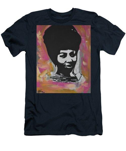 Mz Franklin Men's T-Shirt (Athletic Fit)