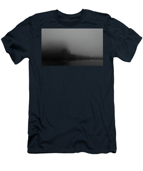 Near The End Of The World Men's T-Shirt (Athletic Fit)